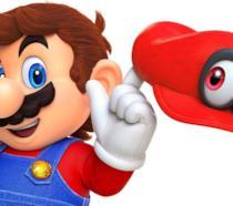 Mario e il suo fedele cappello