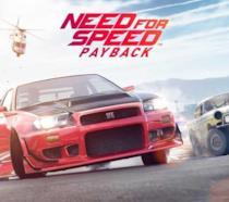 La copertina ufficiale di Need For Speed Payback