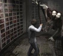 Harry Mason nel videogame Silent Hill