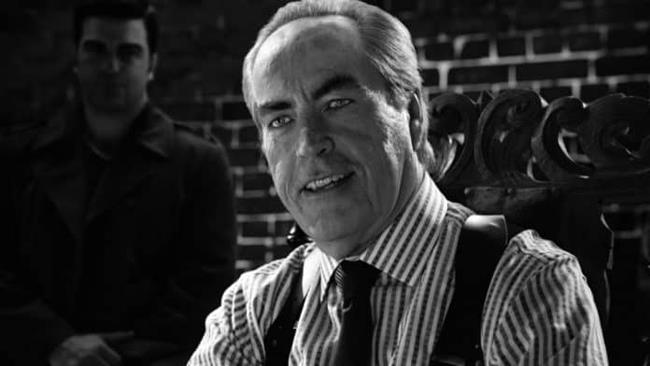 Powers Boothe nel film Sin City