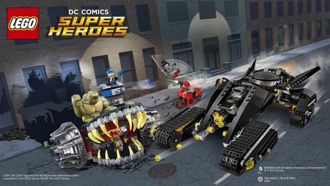 Il contenuto del nuovo set lego dedicato a Batman e alla Suicide Squad