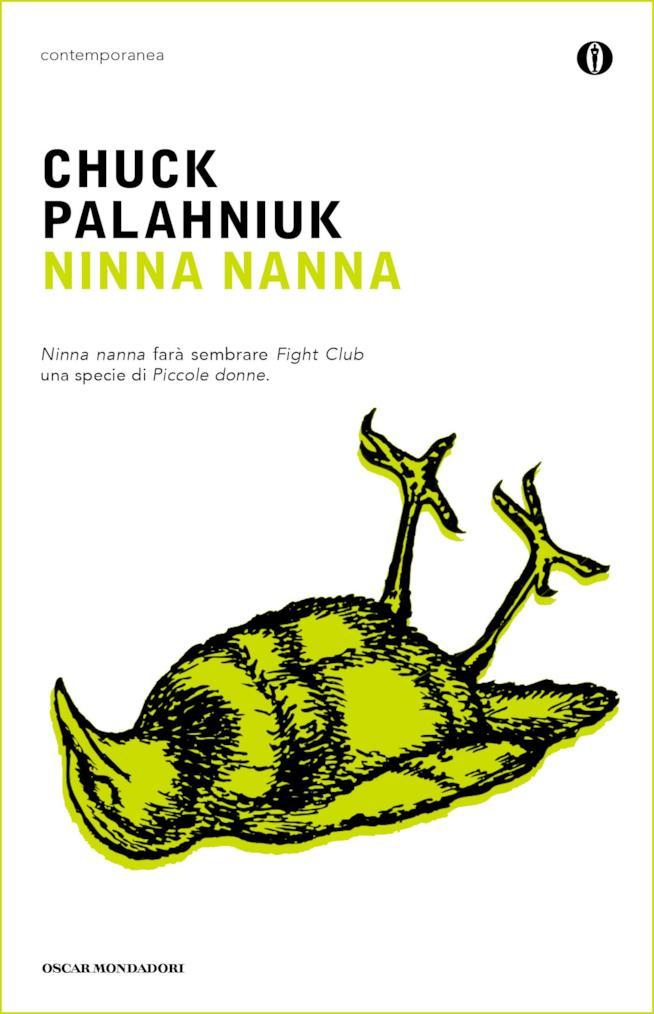 Cover di Ninna Nanna, romanzo