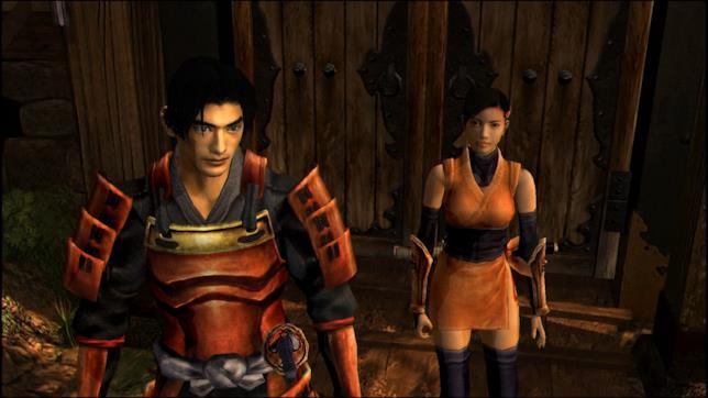 Un'immagine dei protagonisti di Onimusha: Warlords
