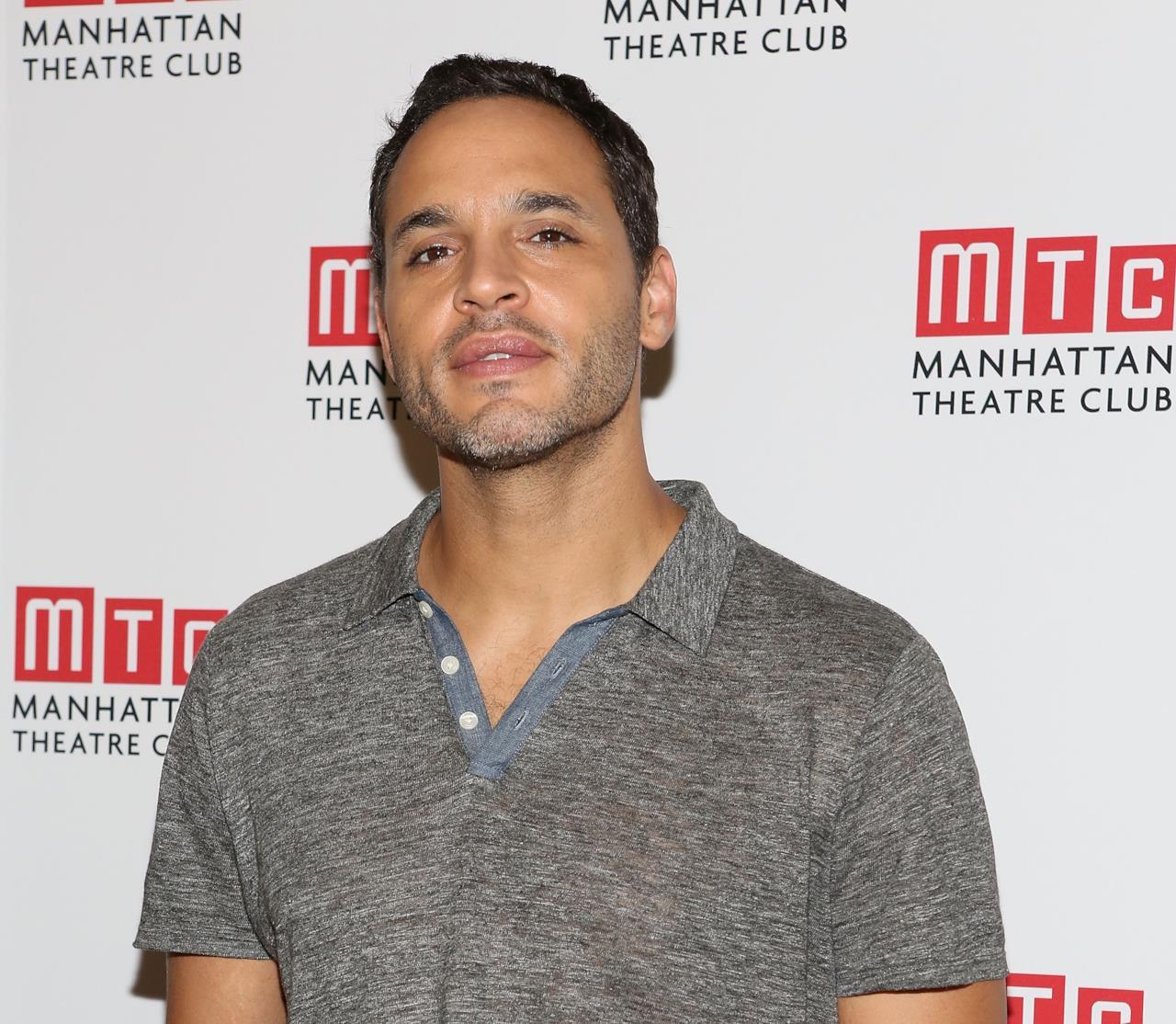 Daniel Sunjata al Manhattan Theatre Club