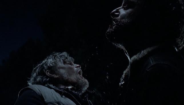 The Walking Dead: Rick uccide Joe