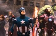 Una immagine dal film The Avengers del 2012