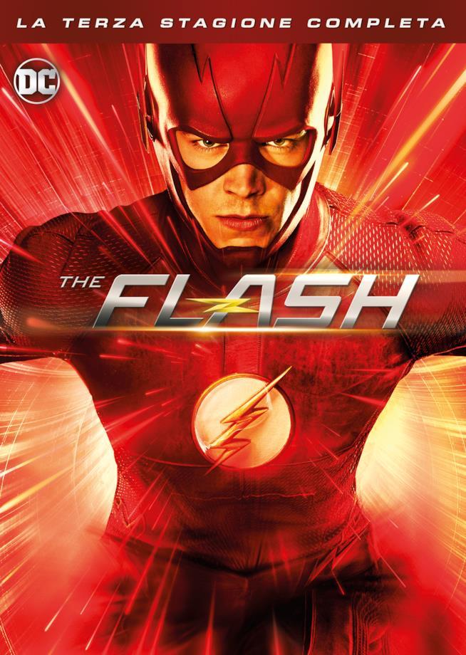 Barry Allen è The Flash nella terza stagione