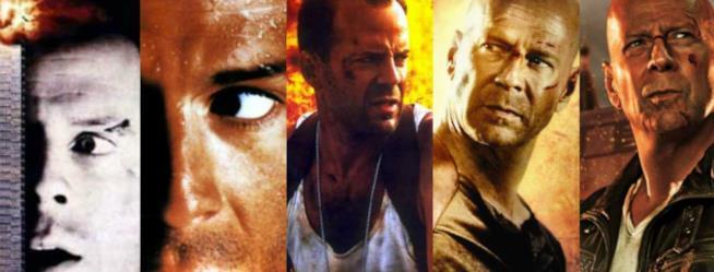 Die Hard: curiosità sulla saga con Bruce Willis