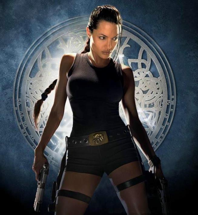 Angelina Jolie in Lara Croft