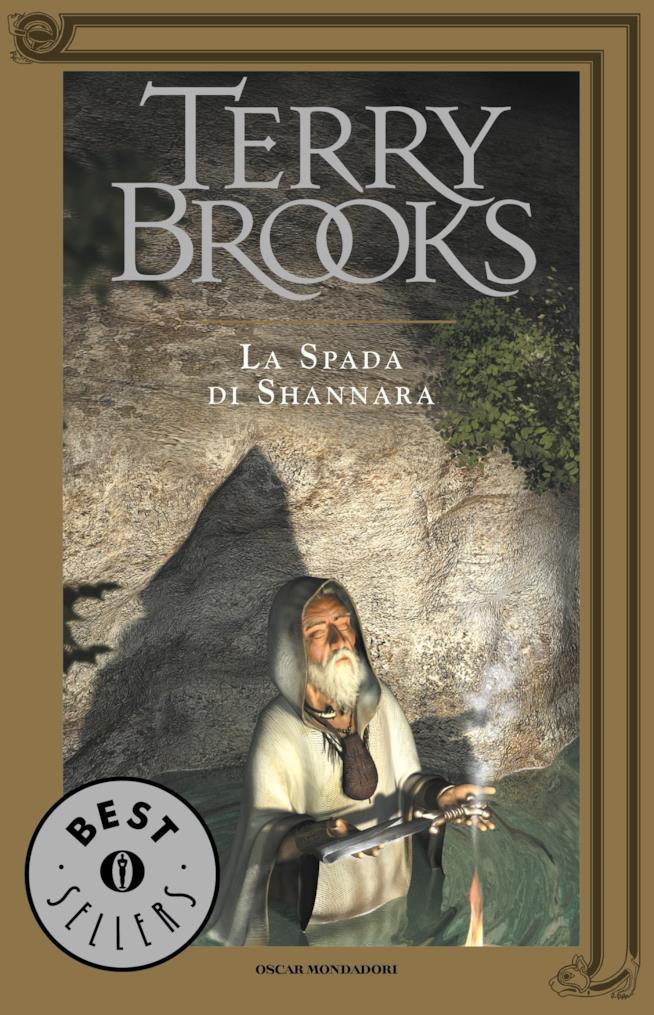 Copertina di La spada di Shannara