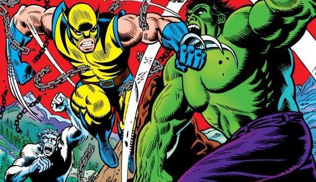 Dettaglio della cover di Incredible Hulk #181
