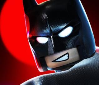 La versione LEGO del Batman della serie animata