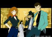 Lupin III gruppo personaggi principali