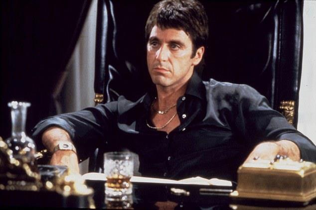 Al Pacino è Tony Montana