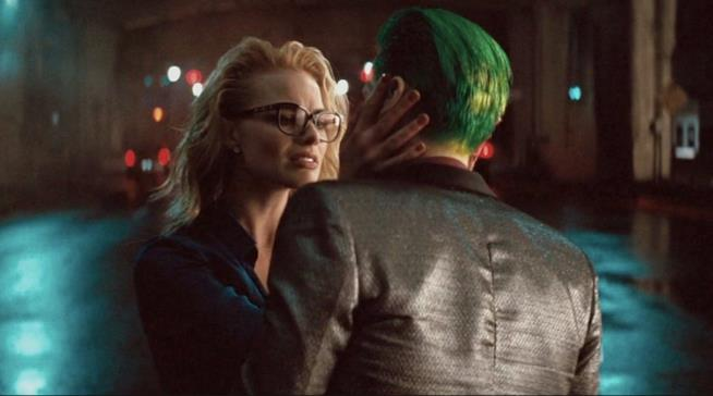 Harley Quinn e Joker in Suicide Squad