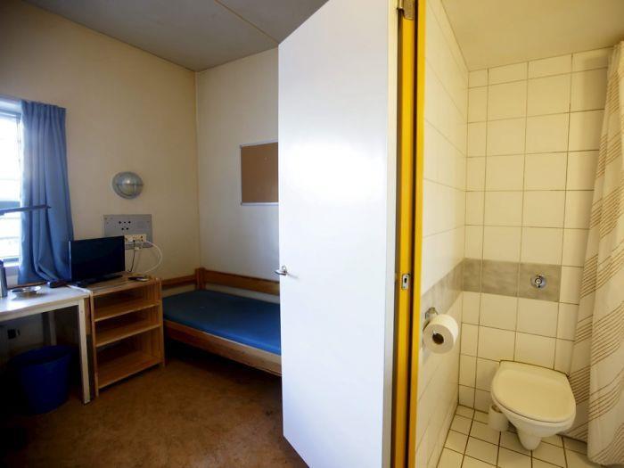 Oslo's Skien Prison in Norvegia