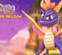 Spyro the Dragon osserva lo spettatore