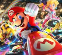 I protagonisti di Mario Kart 8
