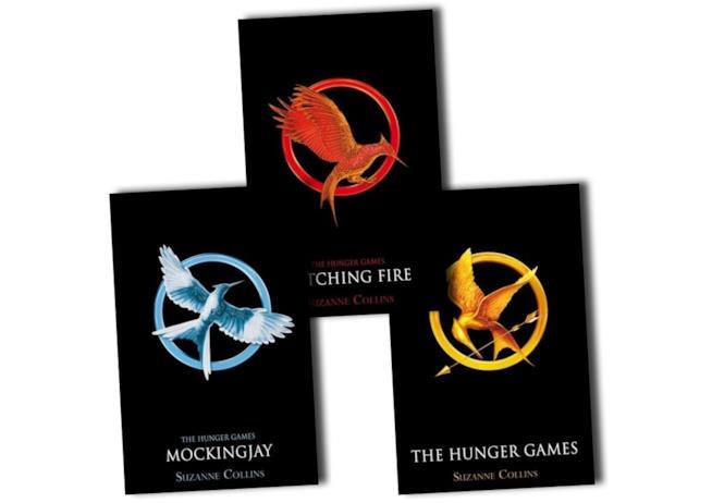 La triologia di Hunger Games