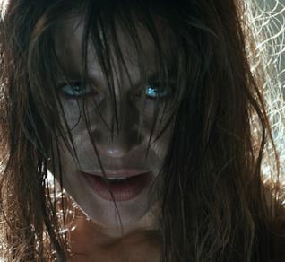 Linda Hamilton in una scena di Terminator 2 - Il giorno del giudizio