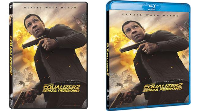 The Equalizer 2 - Home Video