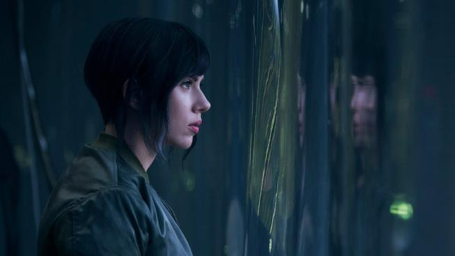 "Primo teaser trailer ""virale"" del live-action ispirato a Ghost in the Shell."