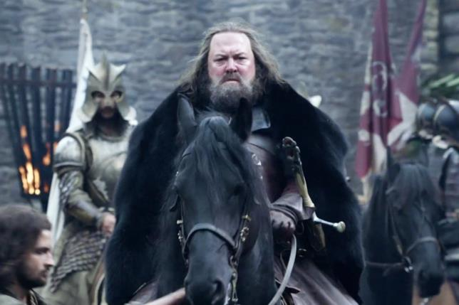 Robert Baratheon in Game of Thrones
