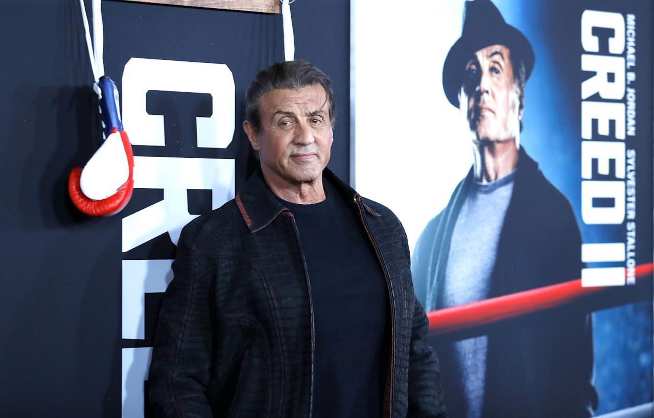 Sylvester Stallone partecipa alla prima del sequel di Creed - Nato per combattere