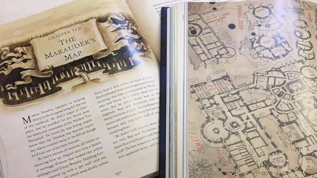 Nuova edizione illustrata di Harry Potter