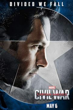 Ant-Man in un poster a lui dedicato