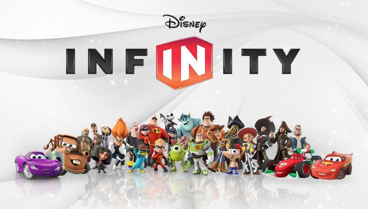 Un concept art di Disney Infinity di Avalance Software