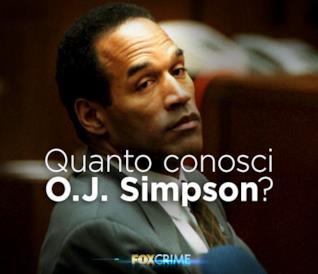 Quanto conosci O.J. Simpson?