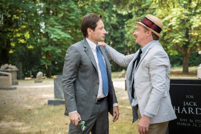 X-Files episodio 3 della miniserie evento
