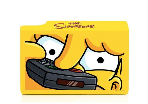 I Cardboard de I Simpson