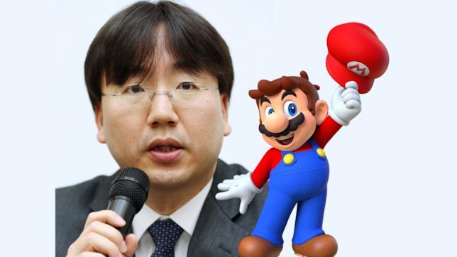 Shuntaro Furukawa sulla visione economica di Nintendo