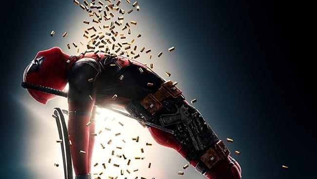 Deadpool e una pioggia di proiettili