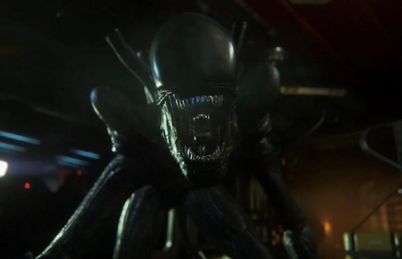 Un'immagine da Alien: Isolation