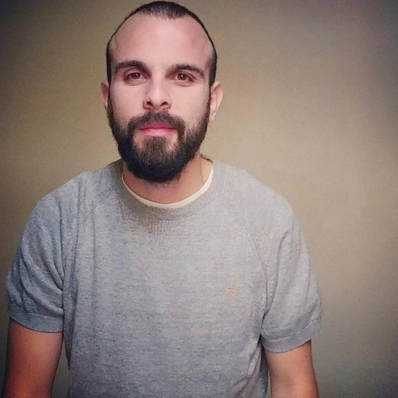 Il giornalista Alessandro Alicandri