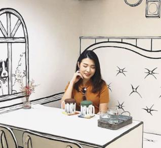 café Yeonmang Dong Corea