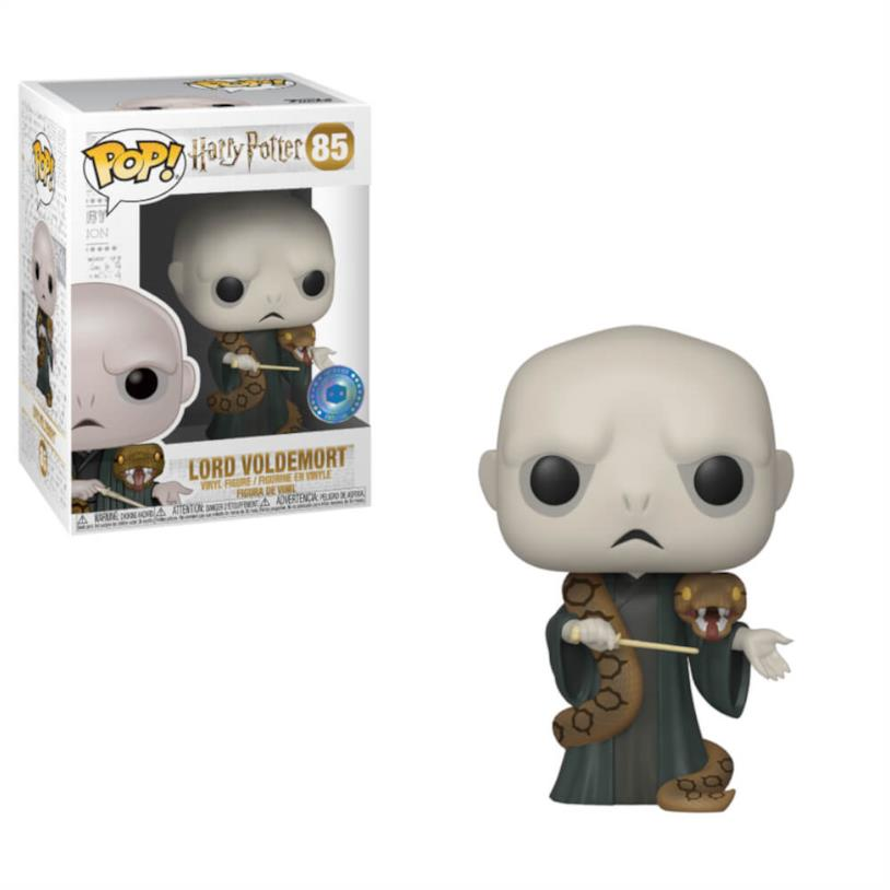 Il Funko esclusivo di Voldemort con Nagini