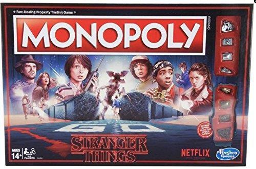 Il monopoly di Stranger Things