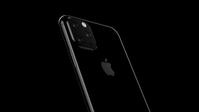 Rendering di iPhone XI realizzato da OnLeaks