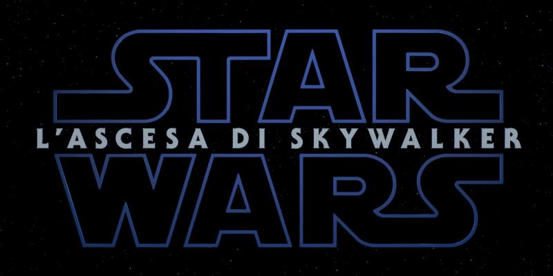 Logo di Star Wars IX