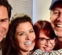 Il cast di Will & Grace riunito a 10 anni dalla fine della sit-com
