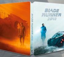 Case della versione steelbook di Blade Runner 2049