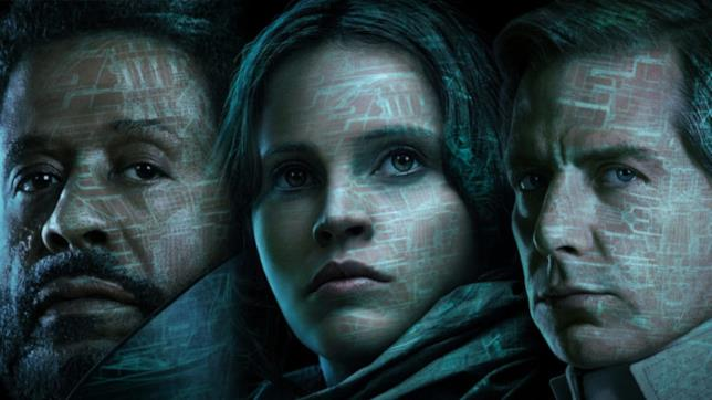 Poster di Rogue One