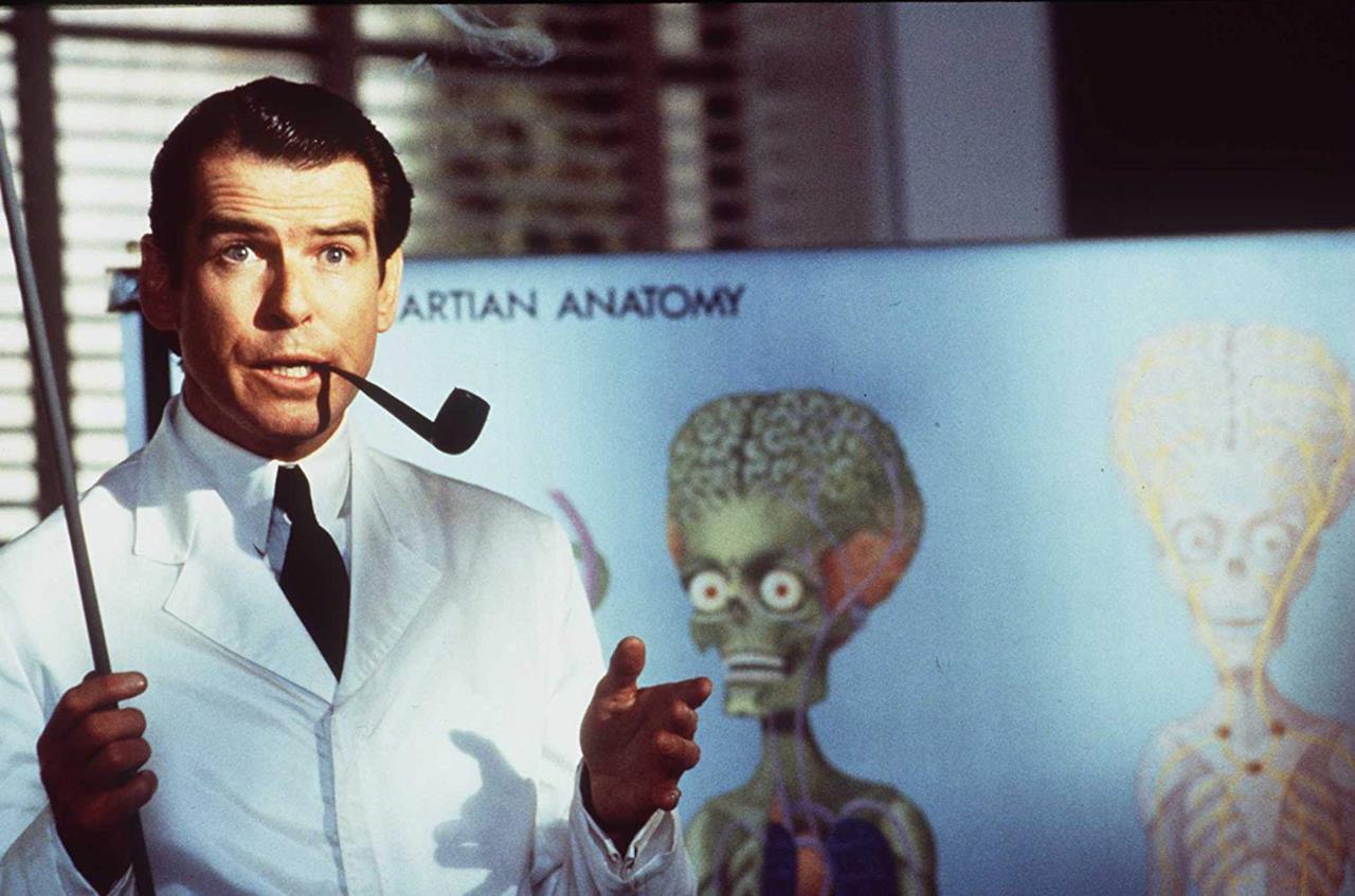 Il Professor Kessler spiega la vita aliena