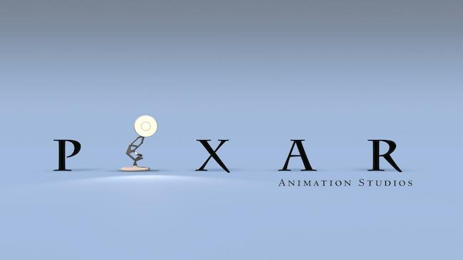Il logo Pixar