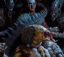 Cover di Alien vs. Predator - Fire and Stone