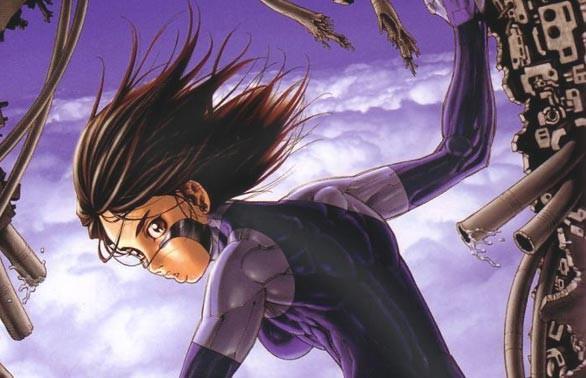Alita, l'interprete del cyborg è Rosa Salazar